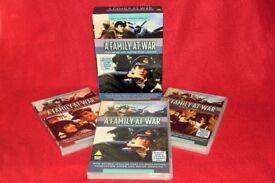 A FAMILY AT WAR series 1 --- 6 DVD