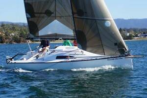 Elliott 780 trailable sports yacht West Ulverstone Central Coast Preview