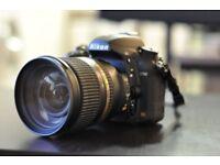 Nikon D750 + Tamron 24-70mm f2.8