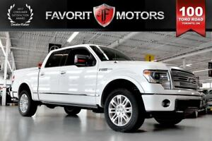 2013 Ford F-150 Platinum ECOBOOST SuperCrew Cab | NAV | BACK CAM