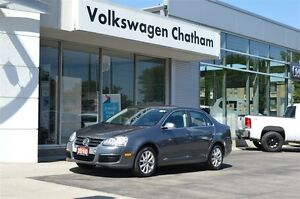 2010 Volkswagen Jetta Highline Heated Leather Sunroof Touch Scre