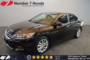 2014 Honda Accord Touring| Remote Starter, Loaded Options!