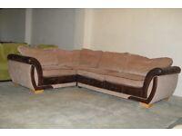DFS Shannon Corner Sofa | Free delivery