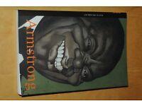 Armstrong by David Bradbury - Jazz book Louis Armstrong
