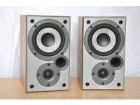 DENON MISSION SPEAKERS BEECH SC-M5K Main / Stereo Speakers 75 watt