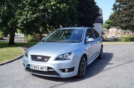 Ford Focus 2.0 3dr, very low mileage, ford service history, like ST 225, excellent, PX possible