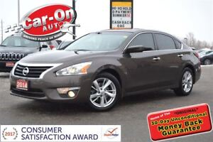 2014 Nissan Altima 2.5 SV SUNROOF NAV HTD SEATS REAR CAM REMOTE
