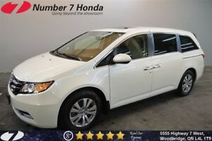 2015 Honda Odyssey EX-L| Leather, Backup Cam, DVD!