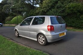 VW Polo 1.4 TDI 2001, Long MOT, £30 Tax, Starts Everytime, Good Tyres, Low Insurance