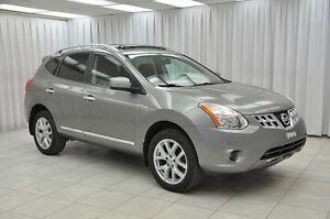 2012 Nissan Rogue 2.5SV CVT FWD SUV w/ BLUETOOTH, HTD SEATS, SUN