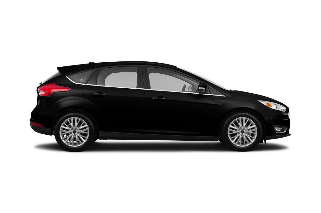 Ford Focus Titanium Tdci Panther Black 2015 In