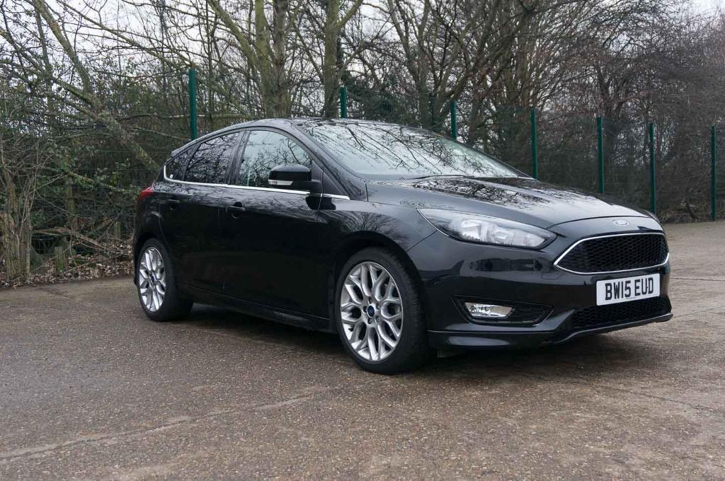 ford focus 1 0 ecoboost 125 zetec s panther black 2015 in kensington london gumtree. Black Bedroom Furniture Sets. Home Design Ideas