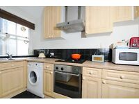 A bright and airy three double bedroom flat to rent, Fulham High Street, SW6