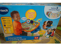 Brand New in Box VTech Create And Discover Learning Desk