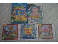 WII AND DS GAMES £5 EACH! **COLLECTION ONLY TW2 AREA**