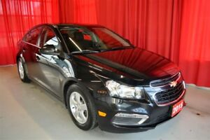 2015 Chevrolet Cruze 2LT Leather with Sunroof!