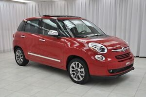 "2015 Fiat 500 500L LOUNGE TURBO 5DR HATCH w/ BLUETOOTH / 17"""" AL"