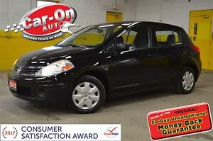 2012 Nissan Versa 1.8 S A/C POWER GROUP ONLY $49 BI-WEEKLY! O.A.