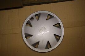 Wheel Trim, Vauxhall Cavalier, 1980s.