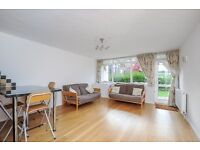 LAM - An immaculate spacious modern one bedroom ground floor flat to rent with large private patio