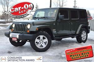 2009 Jeep WRANGLER UNLIMITED SAHARA HARD TOP | SOF TOP