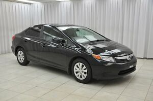 2012 Honda Civic LX SEDAN w/ BLUETOOTH, A/C & CRUISE