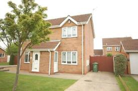 2 bedroom house in Cardinal Court, Waltham, Grimsby, N E Lincolnshire, DN37