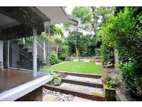 Poets Road, 2 bed flat, sole use of garden, great location