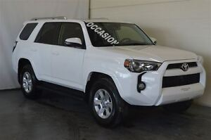 2016 Toyota 4Runner SR5 Cuir+GPS+Toit Ouvrant 7 Passagers