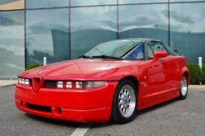 1991 Alfa Romeo SZ ZAGATO - 1 of 1035 Units Made