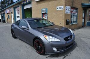 2011 Hyundai Genesis Coupe QUELLE QUE MODIFICATION