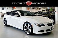2008 BMW 650I | CONVERTIBLE | NAVIGATION | BACK-UP CAMERA