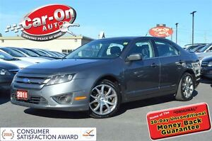 2011 Ford Fusion RARE 6 SPEED MANUAL AND LOADED