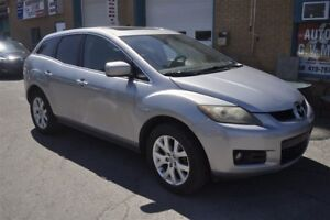 2007 Mazda CX-7 GS **AWD**4 cyl**2.3l**