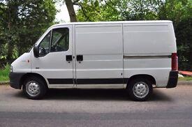 Peugeot Boxer 2.0 HDI Diesel Van, 2005, 116,000 miles, long MOT, SDL, 3 seats