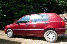 Volkswagen Golf 1997 Automatic