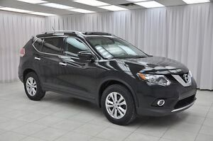 2016 Nissan Rogue 2.5SV AWD SUV w/ BLUETOOTH, HTD SEATS, PANO RO