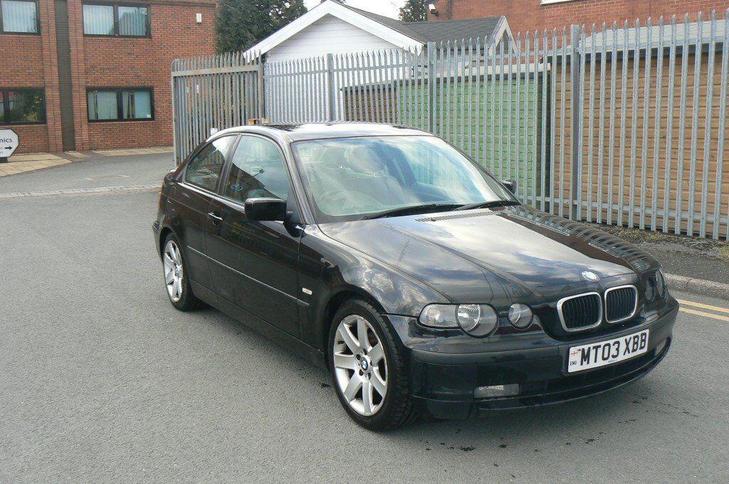 2003 BMW 3 Series Compact, 318, 1798cc Petrol, Long mot | in ...