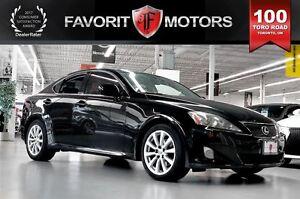 2008 Lexus IS 250 RWD | LTHR | SUNROOF | HEATED SEATS