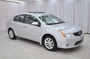 "2012 Nissan Sentra 2.0 CVT SEDAN w/ BLUETOOTH, SUNROOF & 16"""" AL"