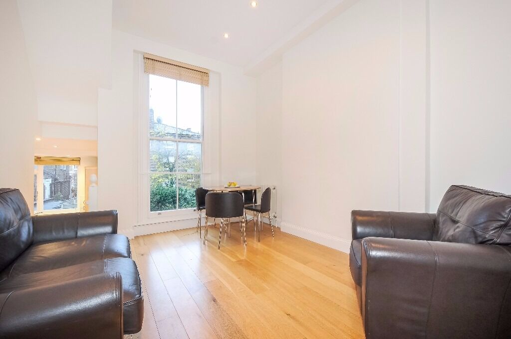 *Stunning first floor bright & spacious two bedroom period conversion flat to rent £440pw/£1907pcm*