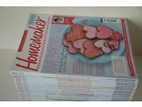 Homemaker magazines collection