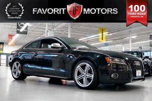 2010 Audi S5 4.2L V8 QUATTRO | LTHR | MANUAL | SIDE ASSIST