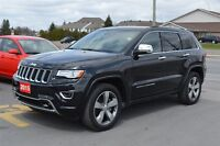 2015 Jeep Grand Cherokee Overland LOADED !!!!
