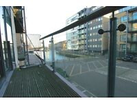 1 Bed - With Parking - Available beginning October - Boardwalk Place, London E14