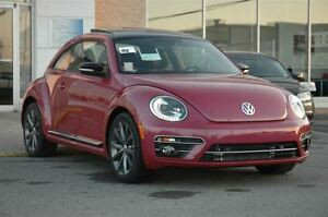 2017 Volkswagen Beetle Pink Edition + 18'' + FENDER + CAM RECUL