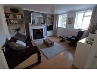 Spacious Two Double Bedroom Garden Flat, own entrance, video entryphone system, no chain