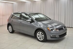 2015 Volkswagen Golf TRENDLINE 2.0L TURBO DIESEL 6SPD 5DR HATCH