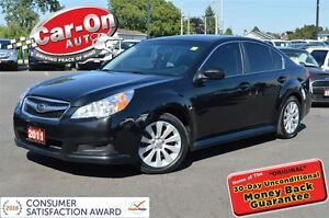 2011 Subaru Legacy 3.6 R Limited Package LEATHER SUNROOF