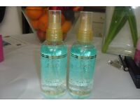 NEW 2 BOTTLES OF AVON SKIN SO SOFT SUPER SILK BODY OIL 150 ML EACH BOTTLE